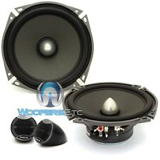 """FOCAL IS-170 6.75"""" 60W RMS 2-WAY INTEGRATION COMPONENT TWEETERS SPEAKERS NEW"""
