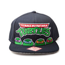 OFFICIALLY AWESOME TEENAGE MUTANT NINJA TURTLES SNAPBACK CAP HAT *BRAND NEW*