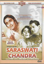 SARASWATI CHANDRA - NUTAN / SEEMA / MANISH - BOLLYWOOD FILM DVD