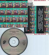 THE ROLLING STONES-REWIND-1984-JAPAN-ROLLING STONES RECORDS CK 40505-CD-MINT-