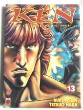 Epuisé  KEN FIST OF THE BLUE SKY   13  (par Hara/ Buronson) VENDS   LA SERIE !
