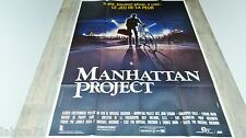MANHATTAN PROJECT    !  affiche cinema