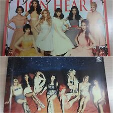 SNSD K-POP 5th album [Lion Heart & You Think Unfolded Official Poster] SM Idol