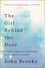 GIRL BEHIND THE DOOR (9781501128349) - JOHN BROOKS (HARDCOVER) NEW