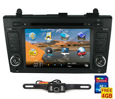 """7"""" In Car DVD GPS Player RDS Navi Radio Stereo For Nissan Altima 2009 2010 2011"""