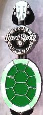 Hard Rock Cafe ORLANDO 2014 TURTLE Shell GUITAR PIN Italian Tile New in HRC Bag