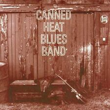 Canned Heat Blues Band Canned Heat Music-Good Condition