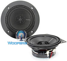 "ROCKFORD FOSGATE R14x2 PUNCH PRIME 4"" COAXIAL 2-WAY WITH TWEETERS SPEAKERS NEW"