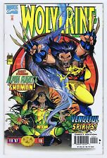 WOLVERINE #110 - February 1997 Issue - Larry Hama, Joe Bennett- VF/NM