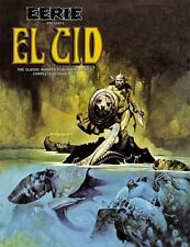 Eerie Presents El Cid by Lewis, Budd