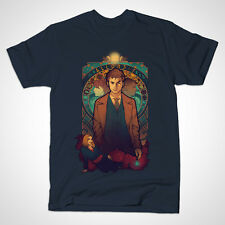 Allonsy! Doctor Who Shirt 10th Rose Martha Donna David Tennant Billie Piper