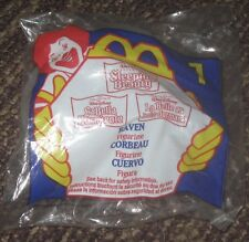 1996 Sleeping Beauty McDonalds Happy Meal Toy - Raven #1
