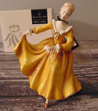 """NEW Royal Doulton 7"""" Tall PORCELAIN FIGURINE Victorian Lady KIRSTY Pretty Ladies"""