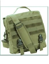 Outdoor Tactical Shoulder Utility Bag, Mens Hiking Hunt EDC Range Messenger Pack