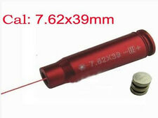 CAL 7.62x39 Cartridge Red Laser Bore Sight Boresighter Hunting Sports Laser