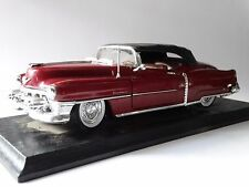 Anson 1953 Cadillac Eldorado Convertible 1:18 Scale Die Cast Metal Model Car