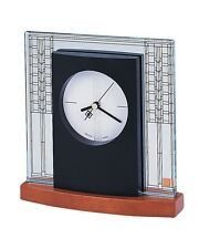 Frank Lloyd Wright Glasner House Clock by Bulova