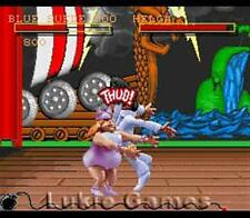 Clayfighter - Great SNES Super Nintendo Fighting Game