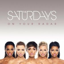 The Saturdays - On Your Radar - The Saturdays CD AMVG