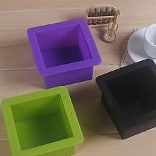 Quadrel Brick Baking Toast Bread Loaf Cake Silicone Mould Bakeware Pastry Tools