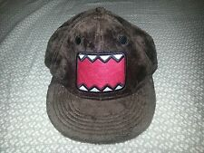 Domo Kun Domokun Japan Anime Monster NEW Tags Furry Snapback Hat Cap Trucker