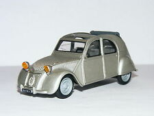 Matchbox Collectibles VEM03-M 1949 Citroen 2CV Metallic Grey 1/43