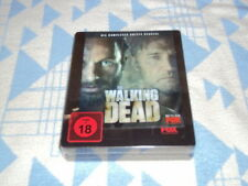 The Walking Dead  dritte Staffel Uncut/Steelbook  LENTICULAR COVER NEU OVP