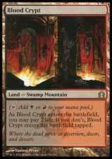 MTG BLOOD CRYPT ASIAN - JAPANESE CRIPTA DI SANGUE - RTR - MAGIC