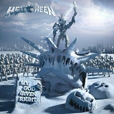 Helloween - My God-Given Right CD 2015 bonus tracks power metal Nuclear Blast