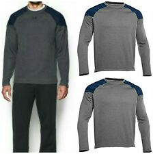UNDER ARMOUR PERFORMANCE COLD GEAR CTG PULLOVER BASEBALL TRAINING MENS L NWT $60