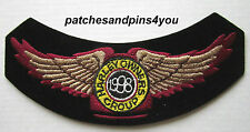 Harley Davidson HOG Harley Owners Group 1998 Patch New! FREE U.K. POSTAGE!