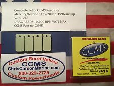 CCMS Mercury/Mariner Drag Outboard Reed 135-200hp 96-up PN.264D