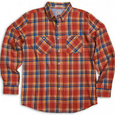 MATIX Popshot Flannel Shirt (M) Red