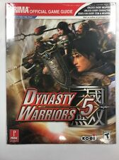 Dynasty Warriors 5 : Prima Official Game Guide by Off Base Productions Staff an…