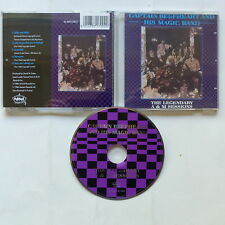 CD Album CAPTAIN BEEFHEART AND HIS MAGIC BAND The legendary A&M Sessions FRANCE