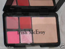 NEW Trish McEvoy Bronzer & Lips Beauty Emergency Card, mini/travel palette