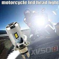 Xenon Motorrad-Scheinwerfer-Umwandlung Voll HALLO / LO H4-Birnen-Kit - 6000k