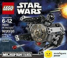 Lego Star Wars 75031: TIE Interceptor Microfighters Series 1 - MISB SEALED New