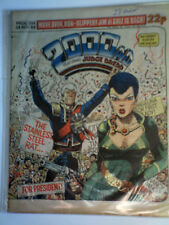 2000AD Prog 393 British comic FN STAINLESS STEEL RAT! 24 NOV 1984 MORE SAVE P&P