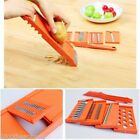 6PC Vegetable Fruit Process Device Potato Slicer Cutter Peeler Kitchen Tools