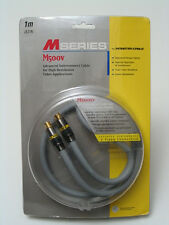 Monster M Series S-Video Cable M500sv 1M 1 Meter Brand New