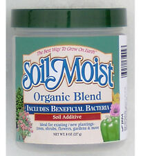 8oz Soil Moist Organic Blend - Flower Bed Mycorrhizal - Microbial Soil Additive