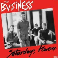 BUSINESS, THE Saturdays heroes CD
