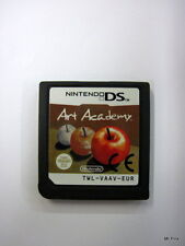 ART ACADEMY Nintendo Ds 3Ds Pal Used Usato Solo Cartuccia