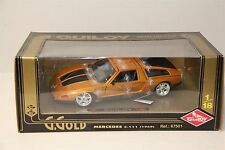 1/18 GUILOY 1969 MERCEDES C-111 , COPPER , NEW