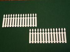 10 x Picket fence die cuts  **FREE UK POSTAGE**