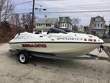 1998 Sea-Doo Bombardier Speedster/ Clean Title/ No RESERVE/ RUNS & DRIVES