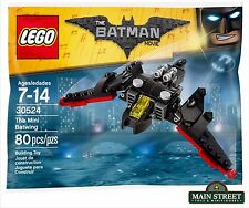 The LEGO Batman Movie 30524 The Mini Batwing Set New - Free Shipping