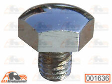 VIS CHROME NEUF (SCREW) pour enjoliveur de Citroen 2CV DYANE MEHARI AMI  -1636-