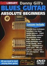 lick Library Learn To Play Blues für absolute Anfänger, elektrische Gitarre, DVD